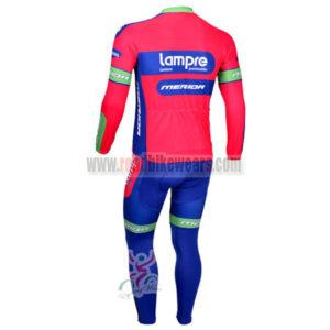 2013 Team Lampre Merida Pro Bike Kit