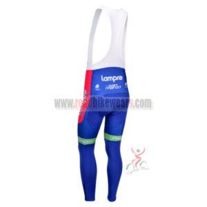 2013 Team Lampre Merida Pro Riding Bib Pants