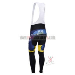 2013 Team SAXO BANK Pro Cycle Long Bib Pants