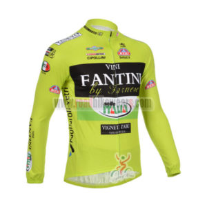 2013 Team VINI FANTINI Pro Cycling Long Sleeve Jersey