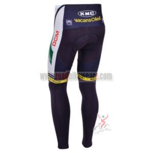 2013 Team Vacansoleil Pro Bike Pants