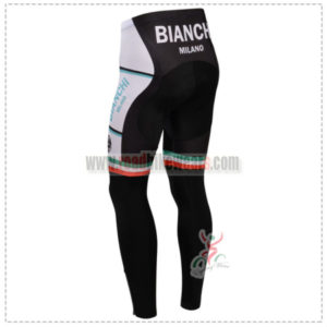 2014 Team BIANCHI Biking Long Pants