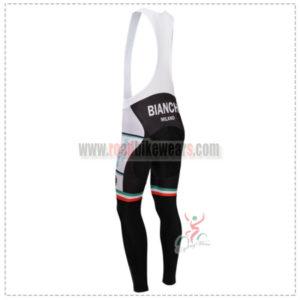 2014 Team BIANCHI Riding Long Bib Pants