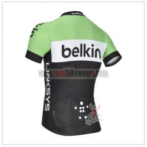 2014 Team Belkin Bike Jersey
