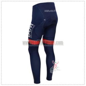2014 Team IAM SCOTT Biking Long Pants Dark Blue