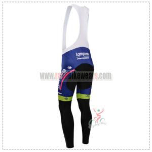 2014 Team Lampre MERIDA Riding Long Bib Pants
