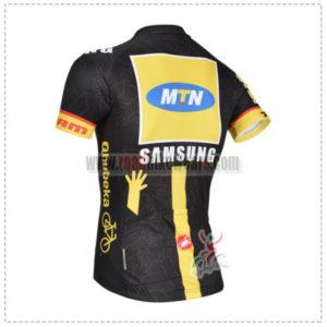 2014 Team MTN Bike Jersey