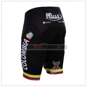2015 Team COLOMBIA Bike Shorts