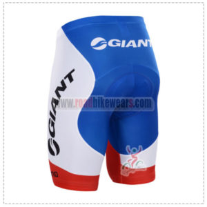 2015 Team GIANT SHIMANO Bicycle Shorts Red Blue