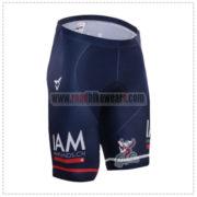 2015 Team IAM SCOTT Cycling Shorts Blue