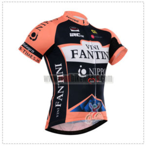 2015 Team VINI FANTINI Cycling Jersey