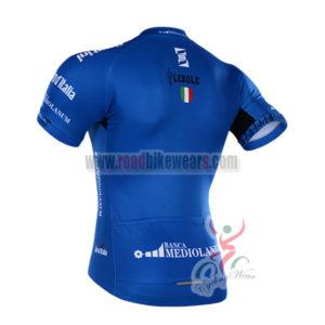 2015 Tour de Italia Bicycle Jersey Blue