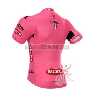 2015 Tour de Italia Bicycle Jersey Pink