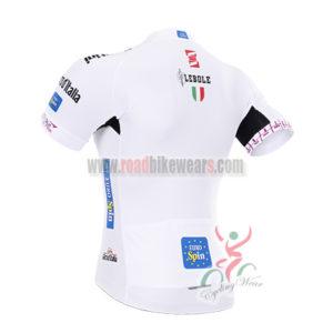2015 Tour de Italia Bicycle Jersey White