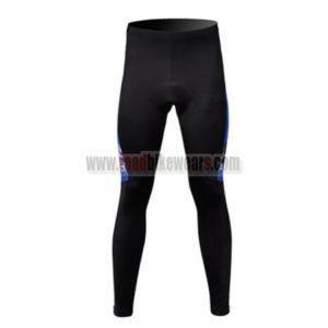 2007 Team Discovery Cycling Long Pants Black Blue