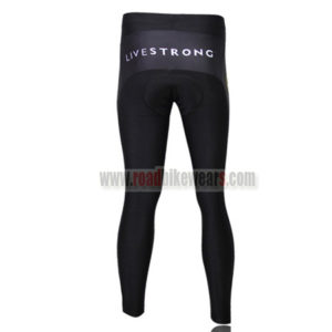 2010 Team LIVESTRONG Bicycle Long Pants