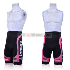 2010 Team Lampre FARNESE VINI Pro Cycling Bib Shorts