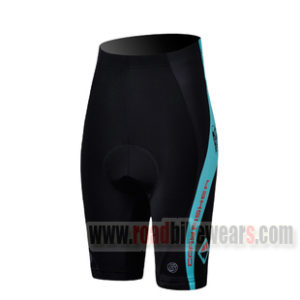 2011 SUBARU Women's Cycling Shorts Blue Line