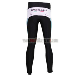 2011 Team BIANCHI Cycle Long Pants Blue White