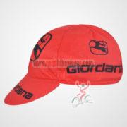 2011 Team Giordana Pro Cycling Cap Red