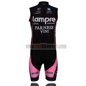 2011 Team Lampre FARNESE VINI Riding Vest Kit