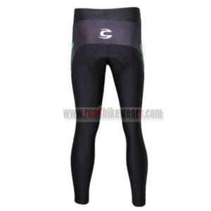 2012 Cannondale Biking Long Pants Black Green