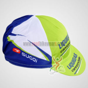 2012 LIQUIGAS cannondale Cycling Cap