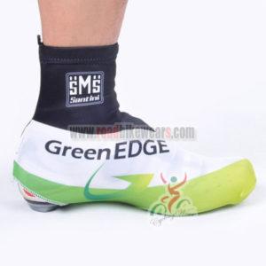 2012 Team GreenEDGE Pro Bike Shoe Covers