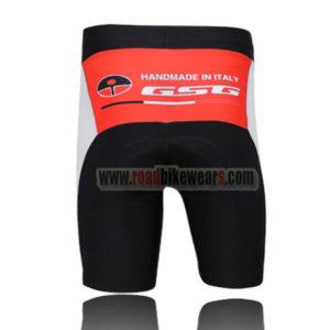 2012 Team KUOTA Bike Shorts Black Red