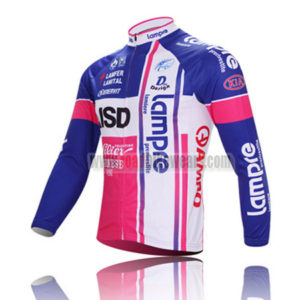 2012 Team Lampre ISD Cycle Long Jersey