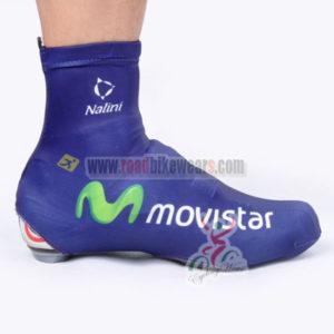 2012 Team Movistar Pro Bike Shoe Covers