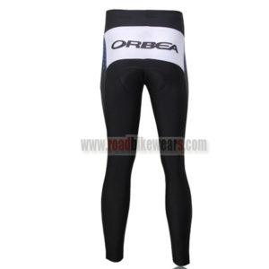 2012 Team ORBEA Bicycle Long Pants Black Blue