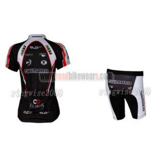2012 Team SHIMANO Women's Pro Bike Short Kit
