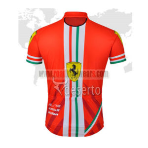 2013 FERARI Riding Short Sleeve Jersey