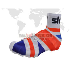 2013 SKY British Cycle Shoes Cover