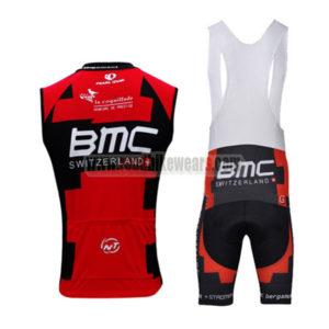 2013 Team BMC Pro Cycling Sleeveless Bib Kit