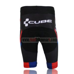 2013 Team CUBE Bike Shorts Black