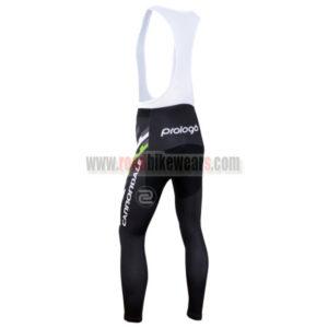 2013 Team Cannondale Riding Long Bib Pants Black