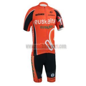 2013 Team Euskaltel EUSKADI Bicycle Kit