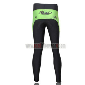 2013 Team FARNESE VINI Biking Long Pants Green