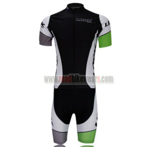 9480a6c7e 2013 Team LOOK Riding Wear Cycle Jersey and Padded Shorts Roupas Bicicleta  Black