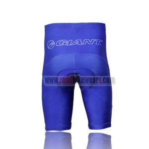 2013 Team Rabobank Bike Shorts White Blue