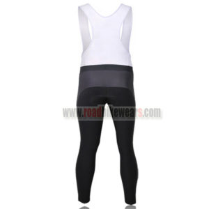 2013 Team Rapha FOCUS Riding Long Bib Pants Black