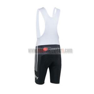 2013 Team SKY Pro Cycling Bib Shorts Black White
