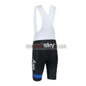 2013 Team SKY Rapha Cycling Bib Shorts Black