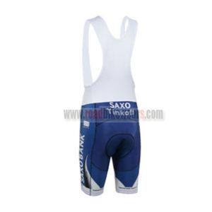 2013 Team Tinkoff SAXO BANK Cycling Bib Shorts Dark Blue