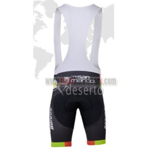 2014 Cinelli Santini Riding Bib Shorts