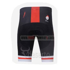 2014 PINARELLO Riding Shorts Black Red