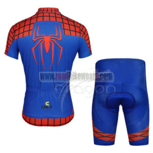 2014 Spider Man Bike Kit Red Blue