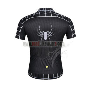 2014 Spider Man Cycle Jersey Black